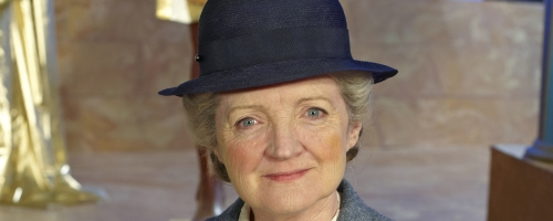 miss jane marple  usually referred to as  miss marple   has appeared in a