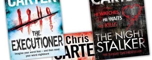 Robert Hunter by Chris Carter