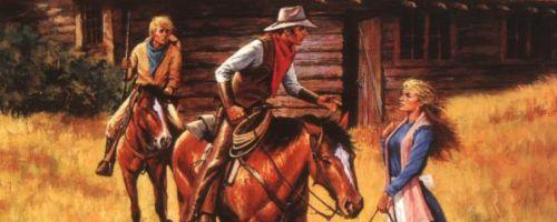 Texas Rangers by Elmer Kelton