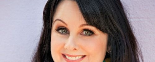 Marian Keyes (Photo Credit: Barry McCall)