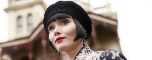 Miss Phryne Fisher by Kerry Greenwood