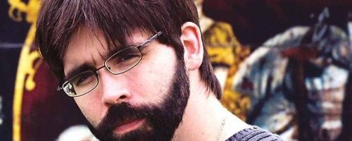 Joe Hill, author and son of Stephen King
