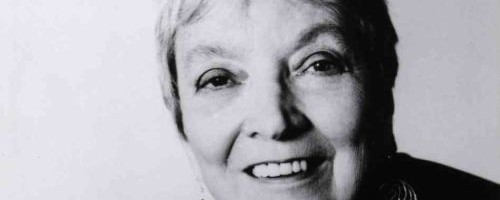 Madeleine L'Engle (Photo Credit: Sigrid Estrada)