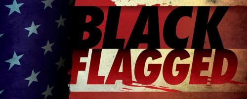 Black Flagged Series by Steven Konkoly
