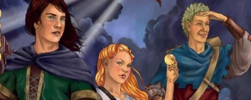 Chronicles of Prydain by Lloyd Alexander