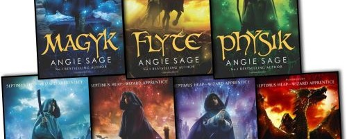 Septimus Heap by Angie Sage