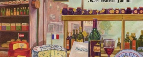 Cheese Shop Mysteries by Avery Aames