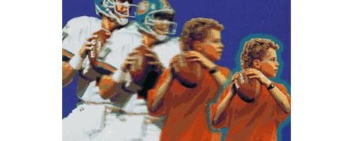 NFL Monday Night Football Club by Gordon Korman