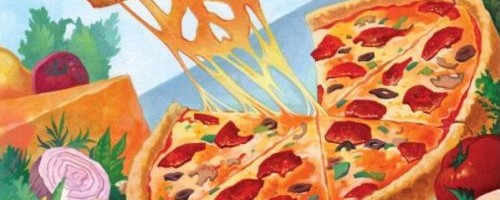 Pizza Lovers Mysteries by Chris Cavender Tim Myers