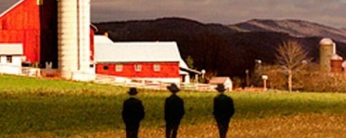 Amish-Country Mysteries by PL Gaus