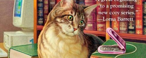 Cat in the Stacks Mysteries by Miranda James