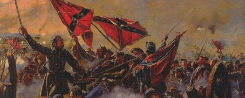 Civil War Battle by James Reasoner