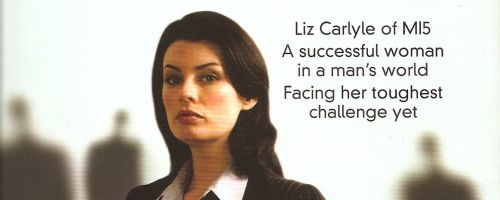 Liz Carlyle by Stella Rimington