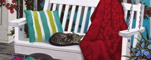 Seaside Knitters Mysteries by Sally Goldenbaum
