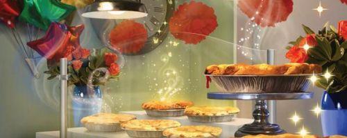 Charmed Pie Shoppe Mysteries by Ellery Adams