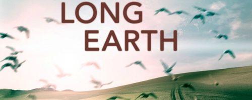 Long Earth by Terry Pratchett Stephen Baxter