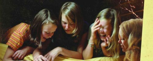 Four Lindas by Melody Carlson