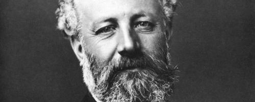 Jules Verne (Photo Credit: Nadar)