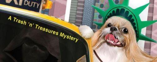 Trash N Treasures Mysteries by Barbara Allan