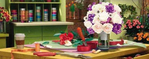 Bridal Bouquet Shop Mysteries by Barbara Allen