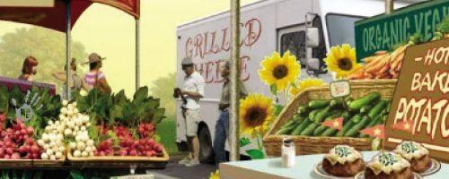 Farmers Market Mysteries by Paige Shelton