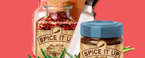 Spice Shop Mysteries by Gail Oust