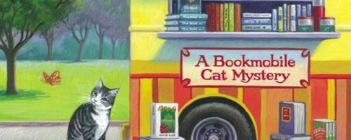Bookmobile Cat Mysteries by Laurie Cass