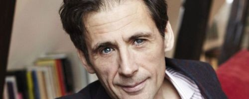 David Lagercrantz (Photo Credit: Caroline Andersson)