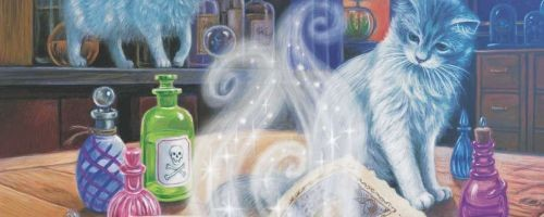 Magic Potion Mysteries by Heather Blake