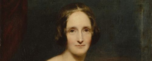 "a biography of mary shelley the author of frankenstein The strange and twisted life of ""frankenstein in a biography of shelley published in given mary shelley's reading of books that stressed the physical."