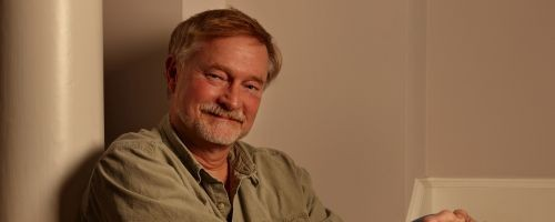 Erik Larson (Photo Credit: Benjamin Benschneider)