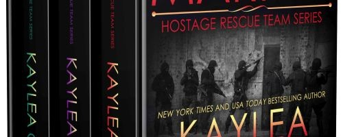 Hostage Rescue Team by Kaylea Cross
