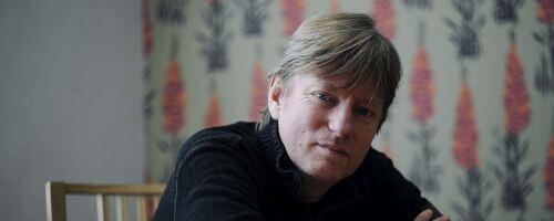 Michel Faber (Photo Credit: David Rose/REX)