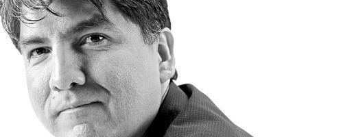 Sherman Alexie (Photo Credit: Chase Jarvis)