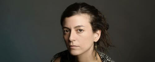 Samanta Schweblin (Photo Credit: Alejandra Lopez)